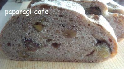 栗と胡桃の田舎パン-2