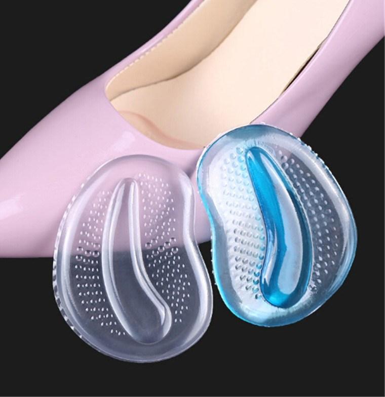 almohadillas silicona para zapato de tacón