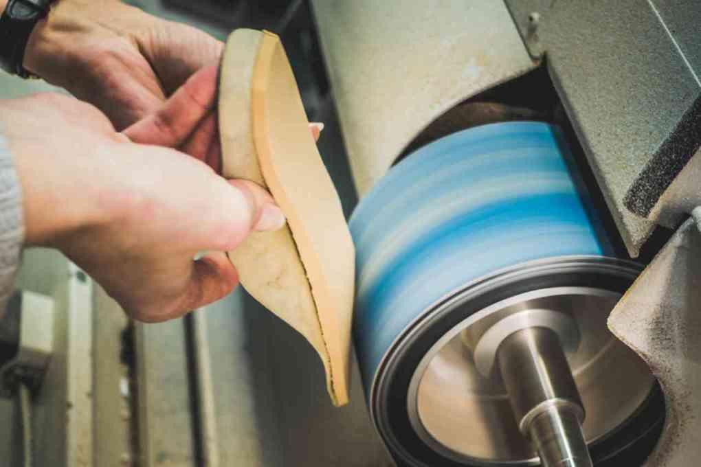 plantillas para zapatos. fabricacion