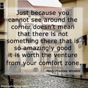Comfort Zone quote | Paparazzi team inspiration
