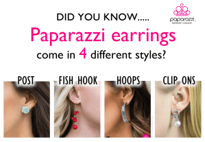 did you know | Paparazzi earrings image