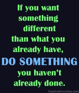 Do something different quote | Paparazzi team inspiration