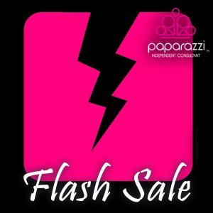 Paparazzi flash sale image