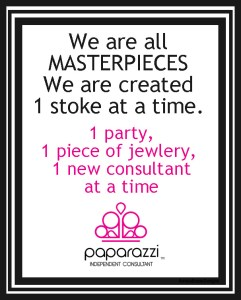 We are all masterpieces quote