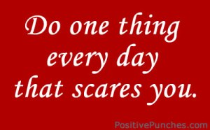 Do one thing everyday quote | Paparazzi team inspiration