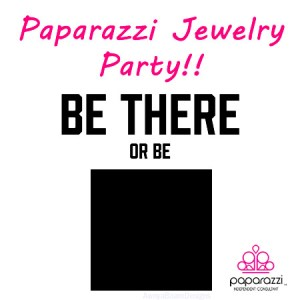 Paparazzi jewelry - be there or be square