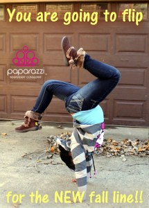 youre gonna flip over the new Paparazzi jewelry fall line!