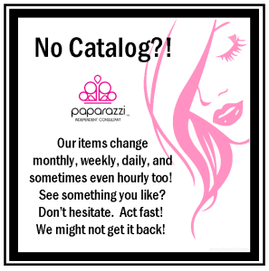 no catalog | Paparazzi Jewelry image