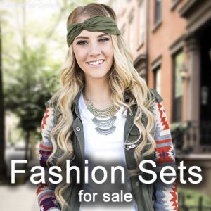 Paparazzi fashion sets facebook album cover image