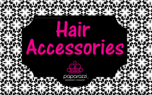 Paparazzi Jewelry Album cover - hair accessories