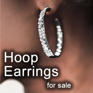 Paparazzi hoop earrings facebook album cover image