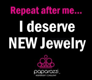 Repeat After Me - I deserve new Paparazzi jewelry