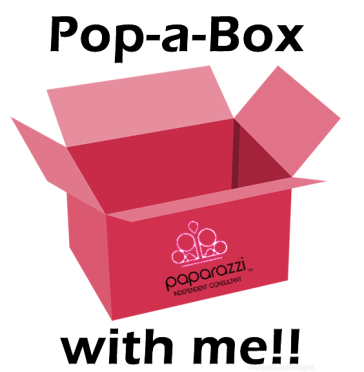 pop a paparazzi Jewelry box with me