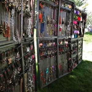 Paparazzi Jewelry Pegboard displays