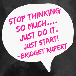 Bridget Rupert - Paparazzi Jewelry Elite Leader quote