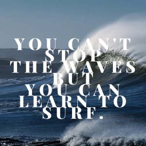 learn to surf quote
