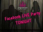 facebook live paparazzi party tonight