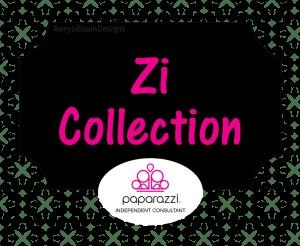 zi collection black and white Paparazzi jewelry album cover