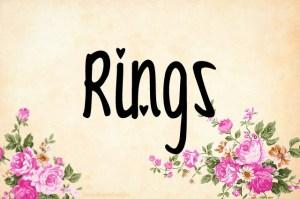 Rings Paparazzi jewelry album cover photo