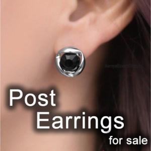 Post Earrings Paparazzi jewelry album cover photo