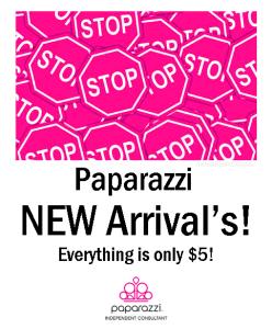 Stop! Paparazzi jewelry new arrivals