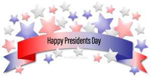 Happy Presidents Day image
