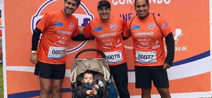 Papás Blogueros Peruanos reunidos por una gran causa: Carrera 8K a favor de las niñas y niños del Perú