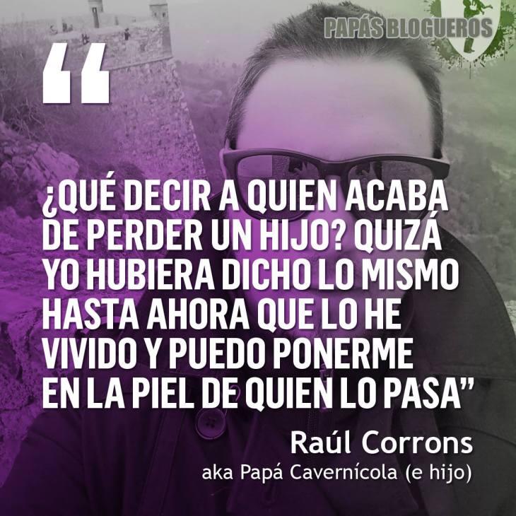 palabras de Raul Corons