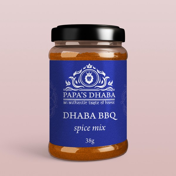 Papa's Dhaba – Dhaba BBQ Spice Mix