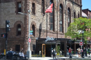 Visiter Boston - Restaurant - American Joes