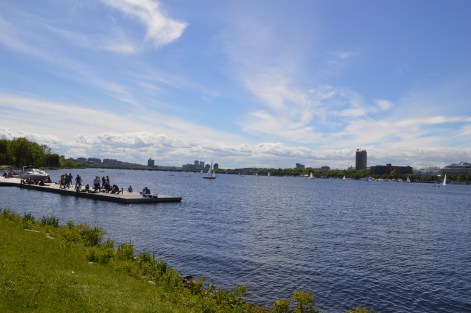 Boston en famille : Charles River