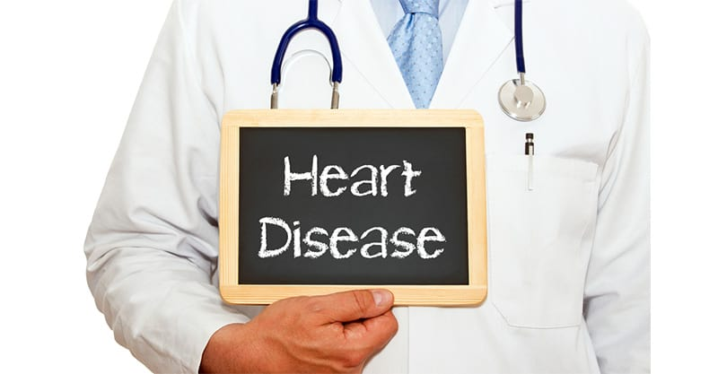 Heart disease in seniors