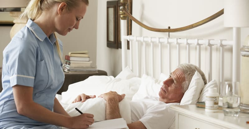 Palliative care improves seniors quality of life