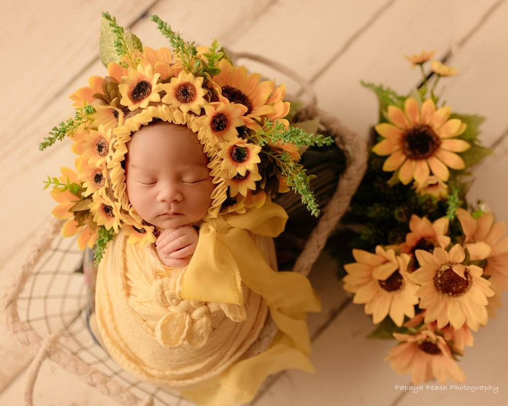 baby photoshoot Milton Keynes