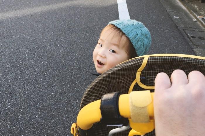 1歳8ヶ月、散髪リベンジ!「美容室までの道のり」