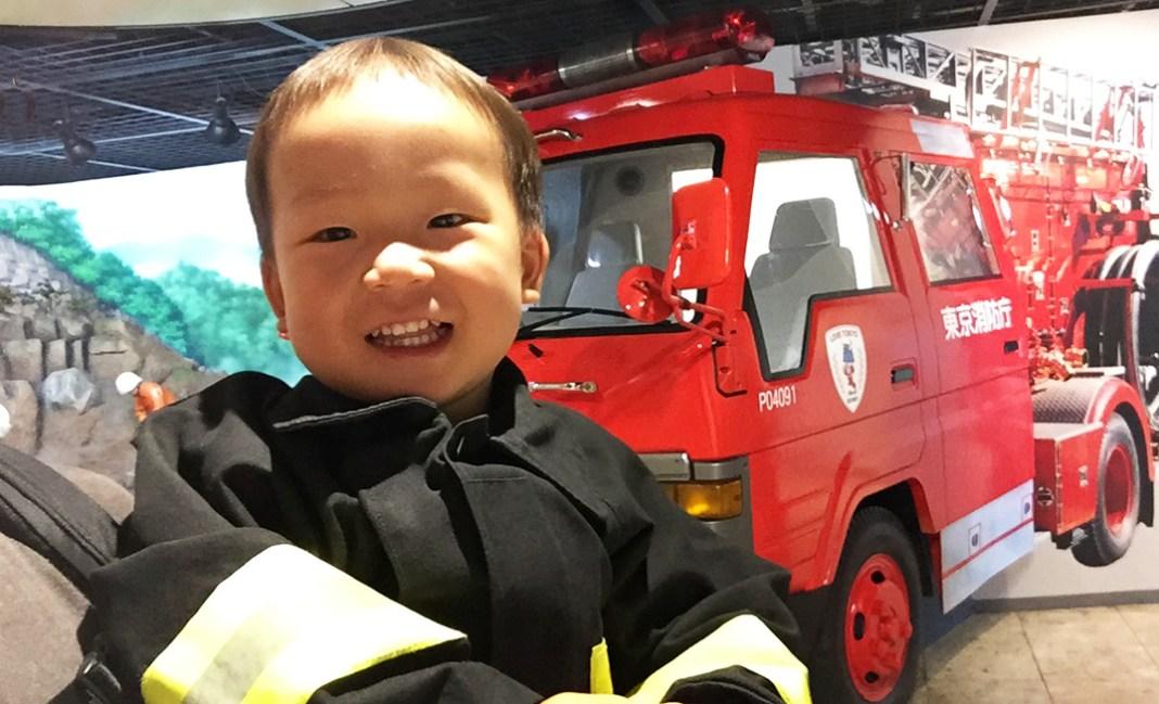 東京・四谷の消防博物館は、ビルまるごと消防車両でいっぱい。入場無料なのに空いてて最高!