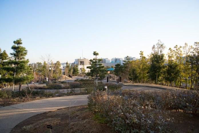 目黒天空庭園 園内ガイド
