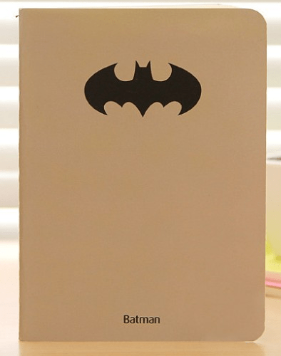 Cuaderno Batman