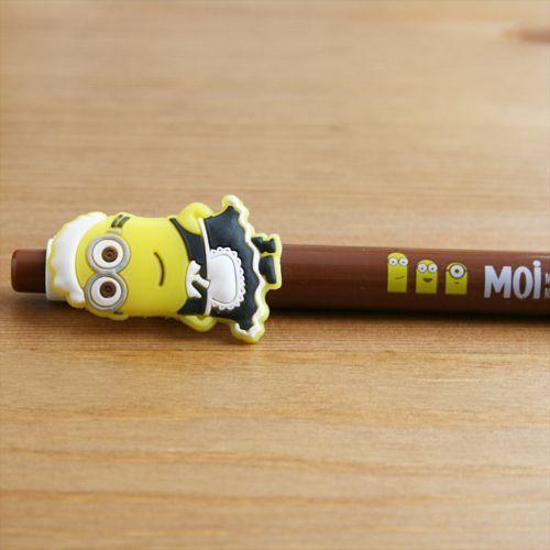 Bolígrafo Minion marrón