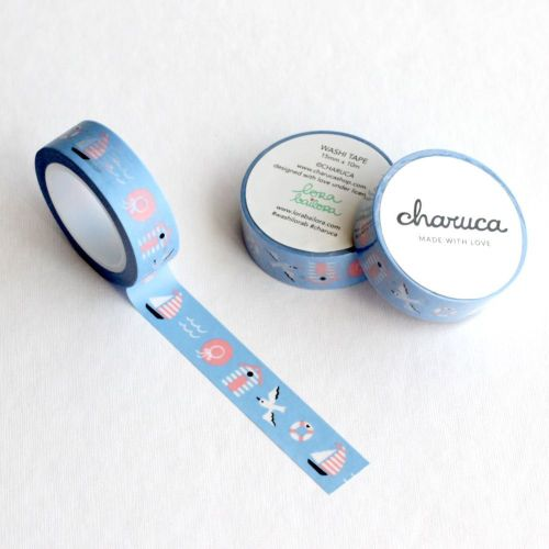 Washi tape marinero