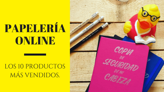 Papeler a online los 10 art culos m s vendidos papelaria shop - Articulos mas vendidos ...
