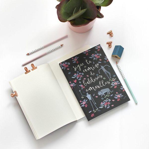 Cuaderno Mago Oz