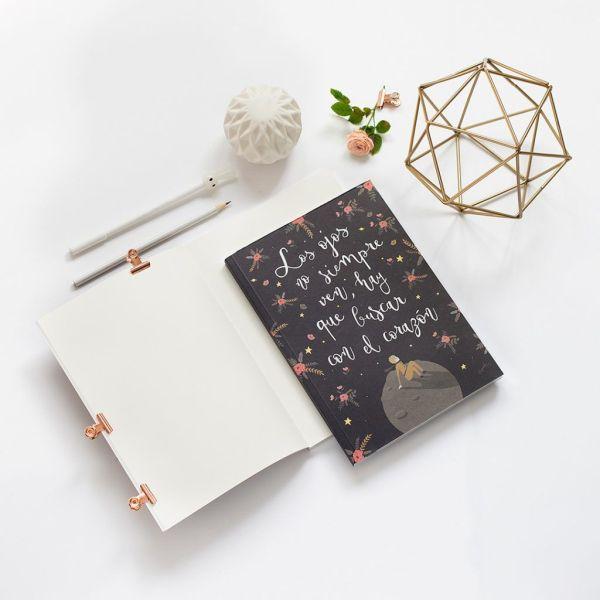 Cuaderno Principito