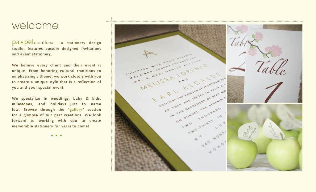 Custom Invitations Nj