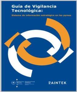 guía sobre vigilancia teconológica zaintek