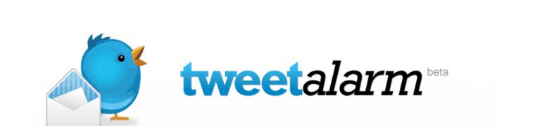 Tweetalarm o como crear alertas de tus búsquedas en Twitter