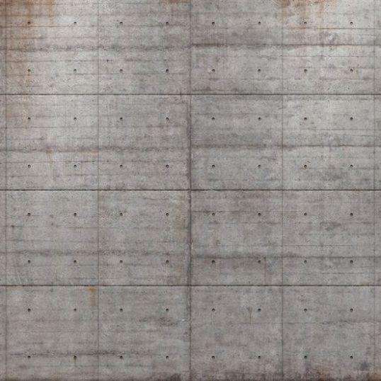 8 938 Concrete Blocks - FOTOMURAL KOMAR CONCRETE BLOCKS RF. 8-938