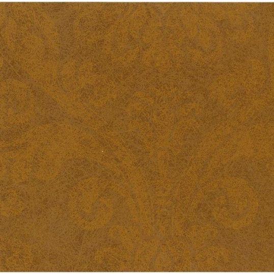 JV901 4574 - Revestimiento mural Damasco Cuoio marrón de la colección J&V 901Ref. 04-4574