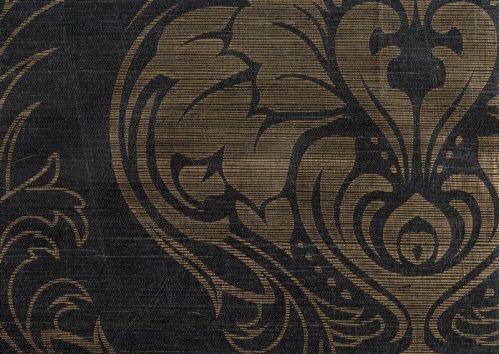 Revestimiento mural Damasco oro de la colección J&V 450 Ref. 4703