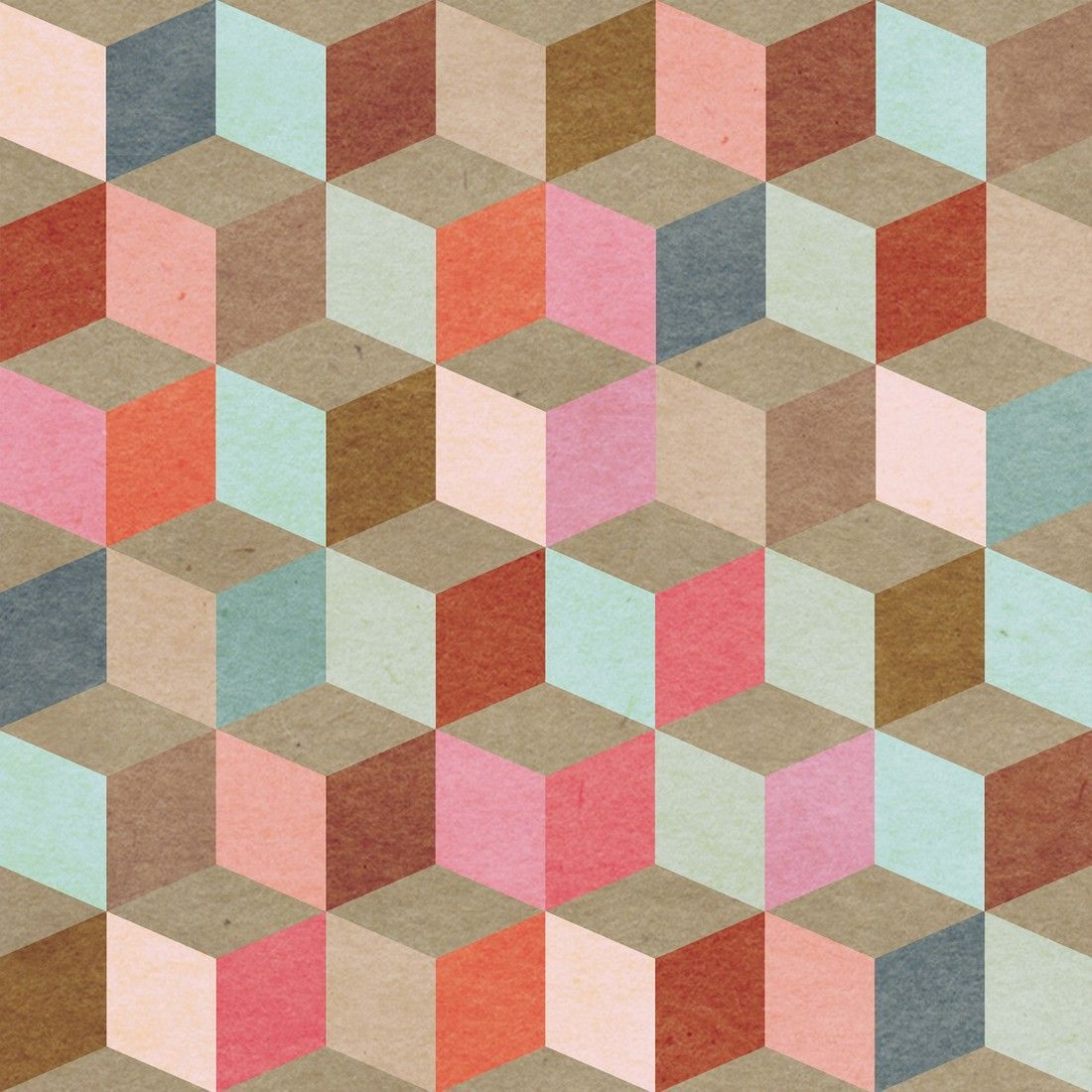 Mind the gap WP20004 - Coloured Geometry